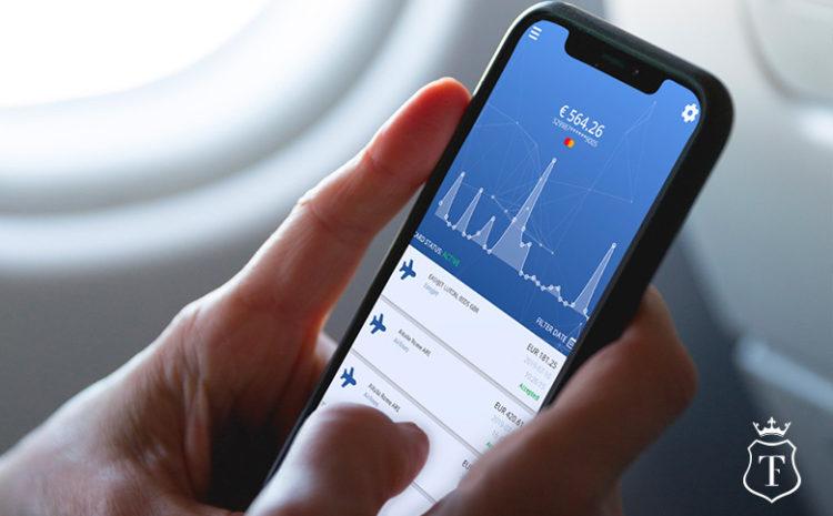Conto corrente online: transazioni da smartphone