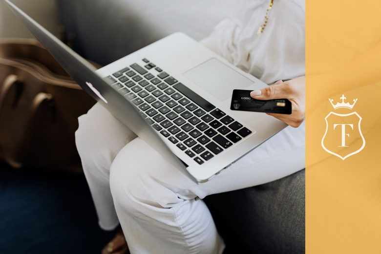 Combine a prepaid card with your online current account